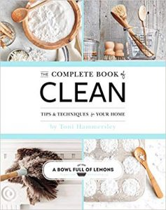complete book of clean book cover