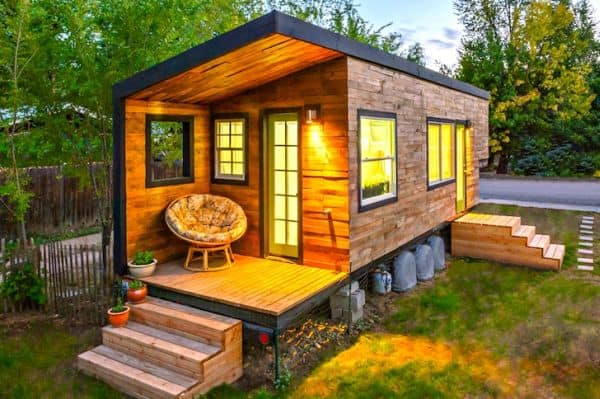 tiny home giveaway