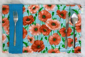 eco cutlery roll