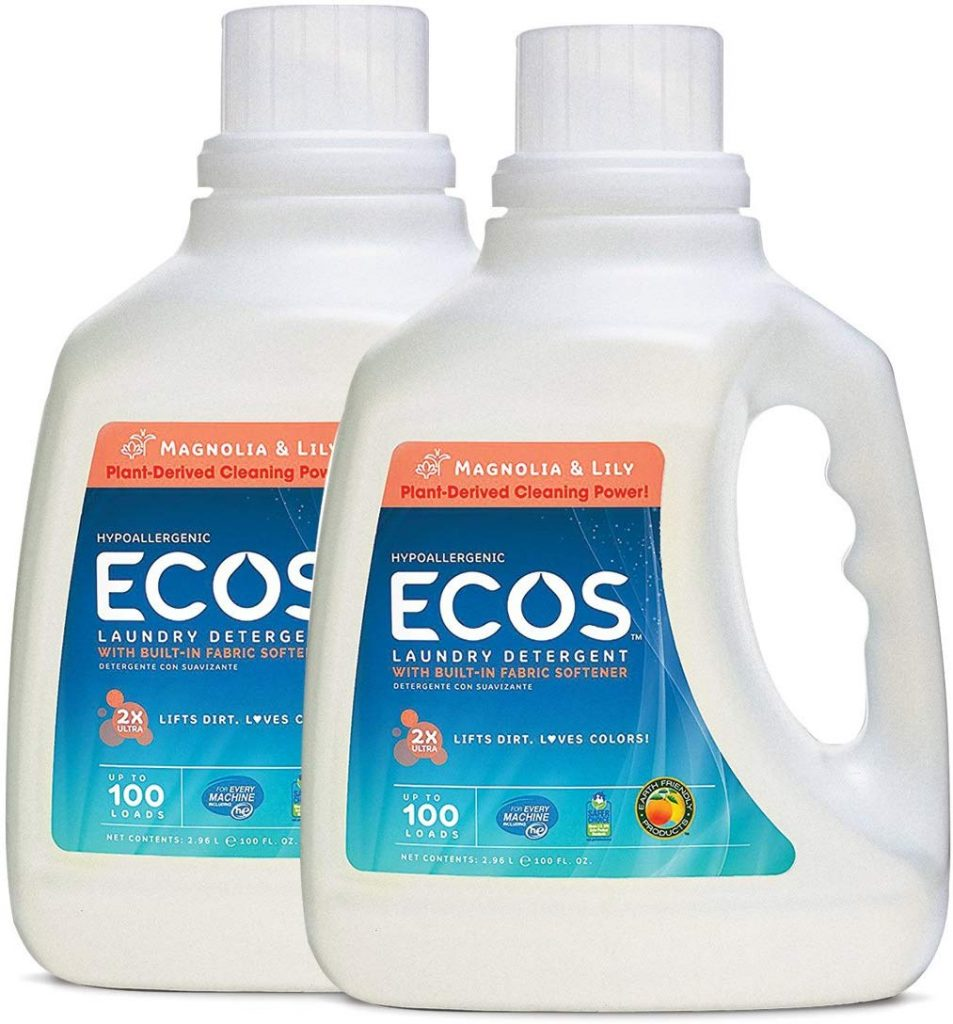 Best Natural Organic Cleaning Products For Laundry