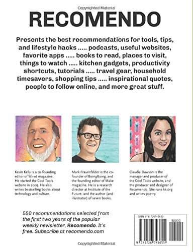 recomendo book review
