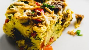 Vegan Breakfast Casserole