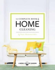 complete book of home cleaning organic