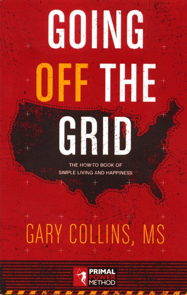 going off the grid book cover