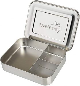 Stainless Steel Food Storage Containers