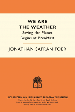 we are the weather book