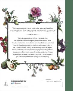 atlas of natural beauty back cover review