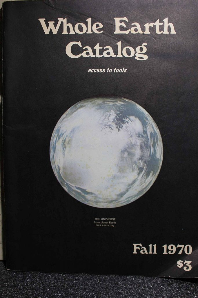 whole earth catalog access to tools