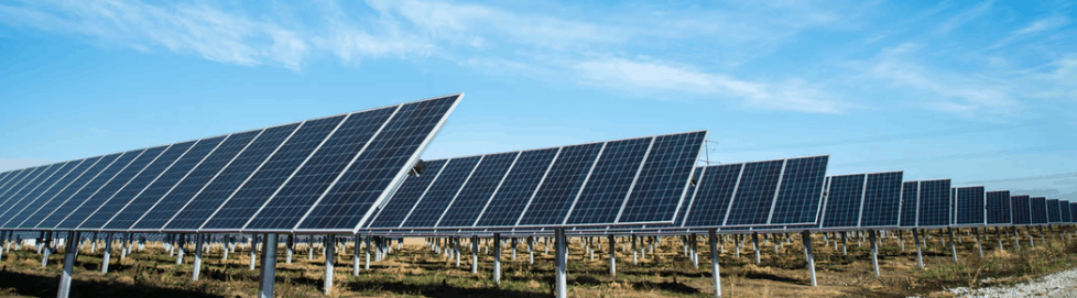 solar panels are sustainable
