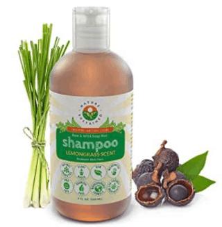 lemongrass vegan shampoo