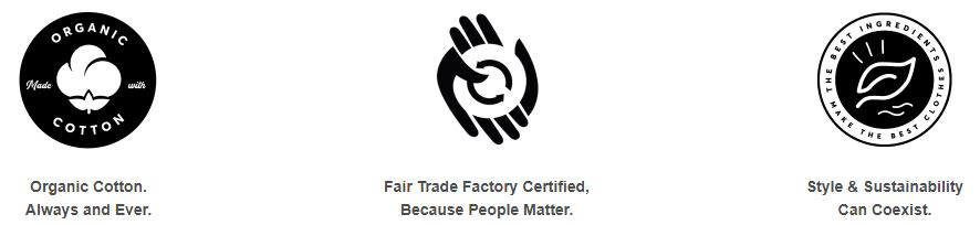 pact clothing certifications