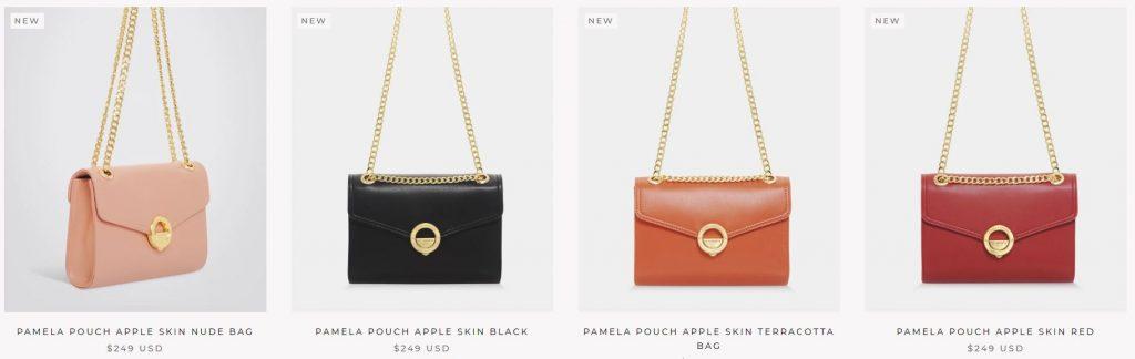Pamela Anderson Vegan Handbag