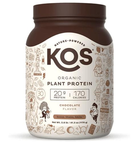 KOS Organic Vegan