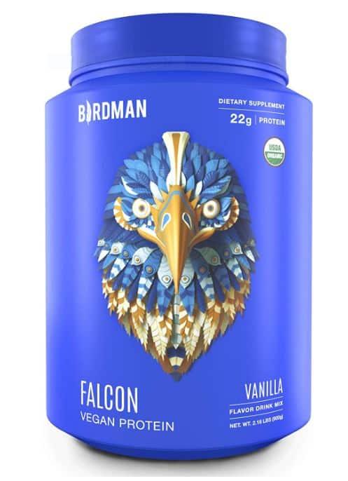 birdman protein vegan