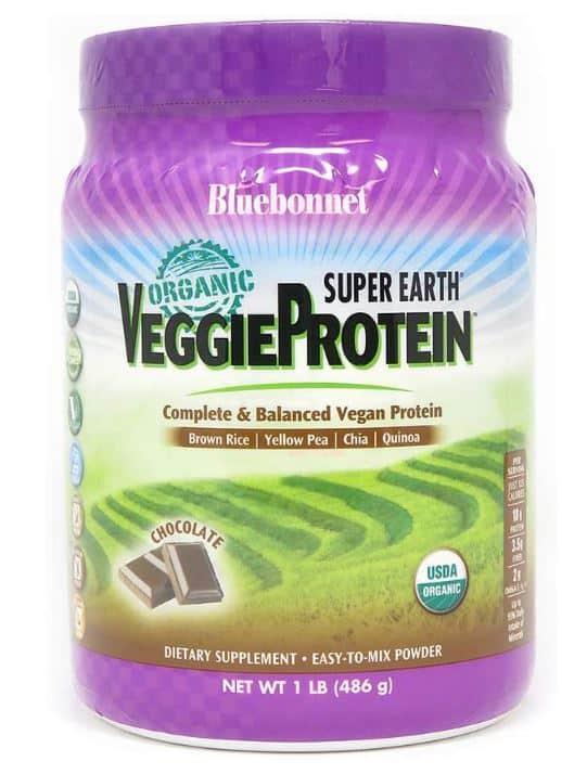 bluebonnet vegan protein