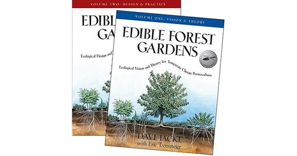 Edible Forest Gardens book review