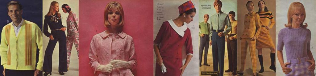 60s was the start of fast fashion