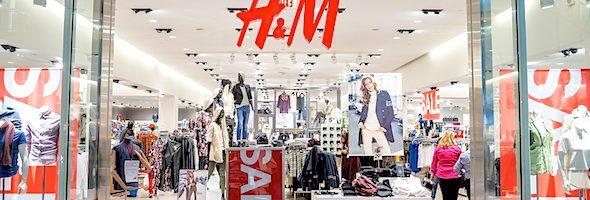 h & m is fast fashion leader?
