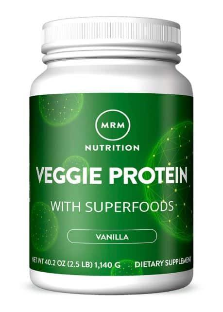 mrm nutrition veggie protein