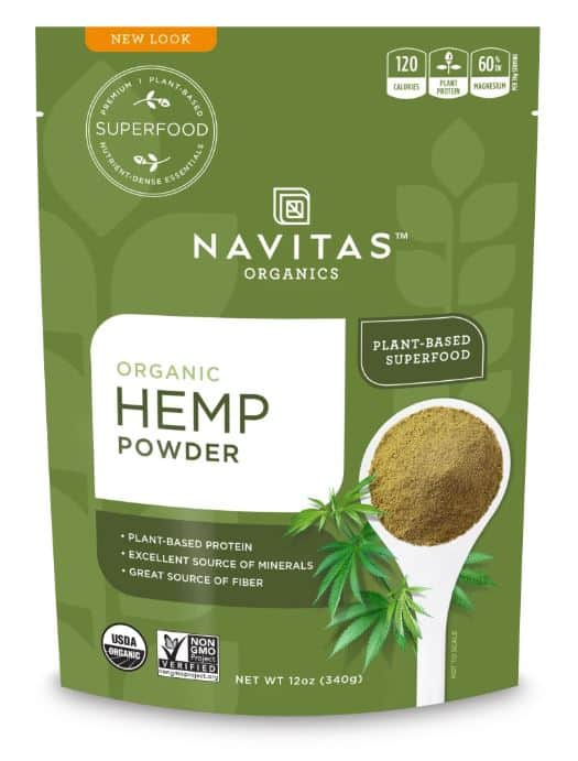 navitas organics hemp protein