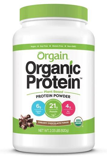 orgain plant protein