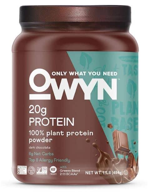 owyn vegan powder