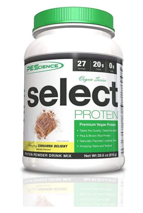 pescience vegan protein powder