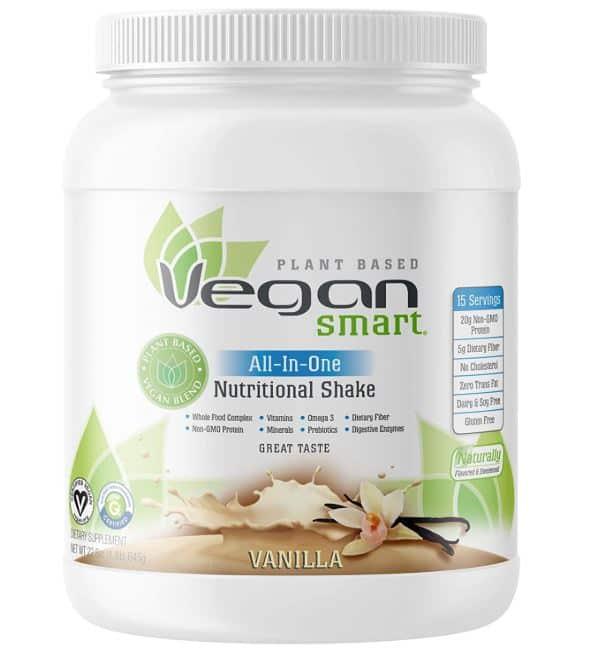 vegansmart protein powder