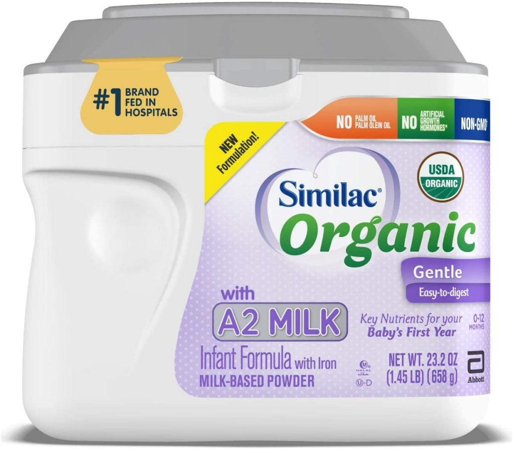 A2 Milk Infant Formula