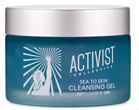 activist cleansing gel