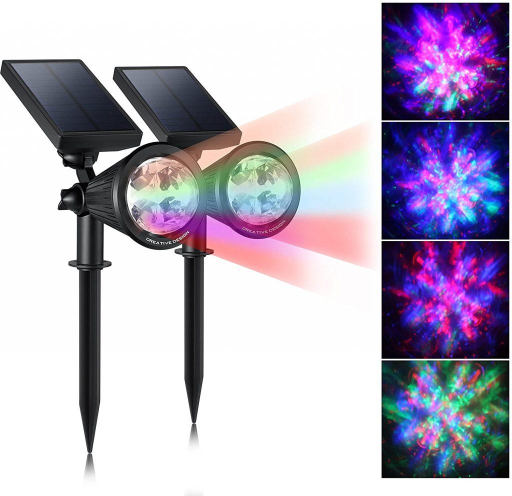 Solar Christmas Lighting