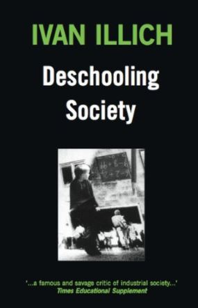 deschooling society book review
