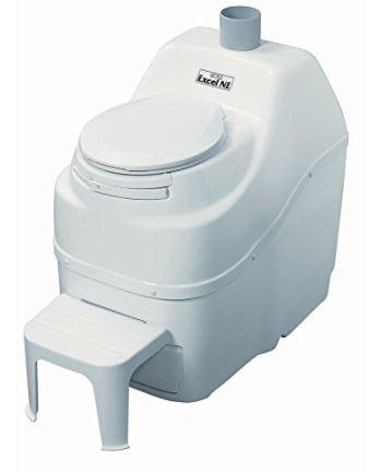 sun-mar toilet