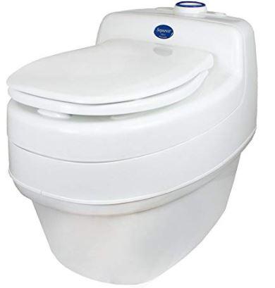 villa composting toilet