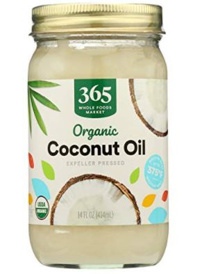 365 Everyday Value Organic Coconut Oil