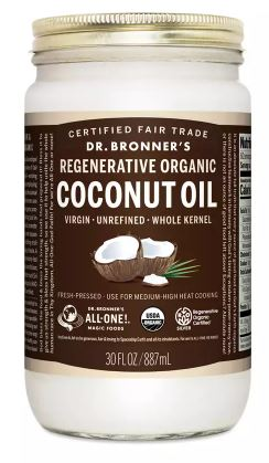 Best Organic Coconut Oils