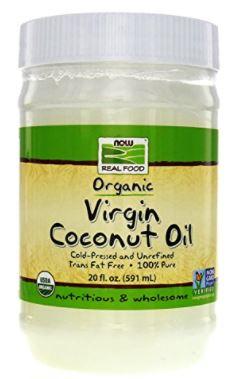 NOW Foods Organic Virgin Coconut Oil