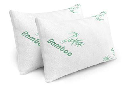 Cooling Shredded Memory Foam Pillows