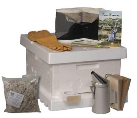 The CoolMax Bee Hive Starter Kit