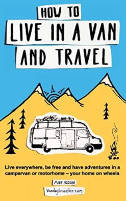 how to live in a van and travel book review