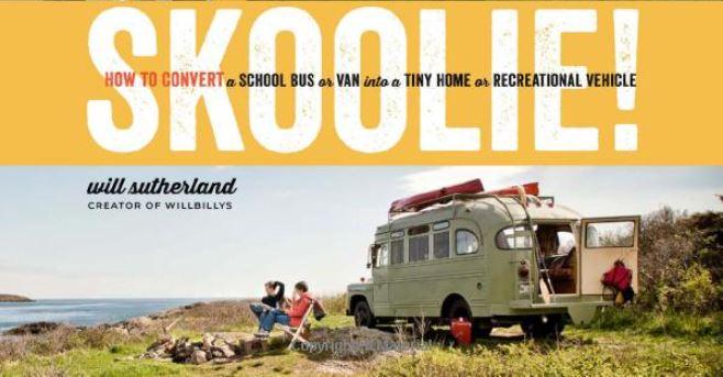 skoolie! book review