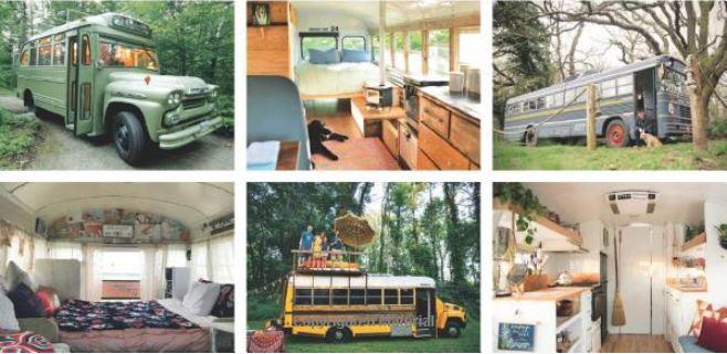 skoolie campervan transform