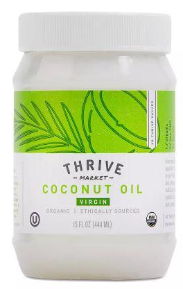 Thrive Organic Virgin Coconut Oil