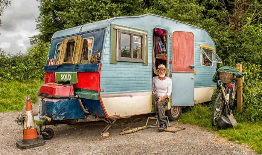 vintage camper vans