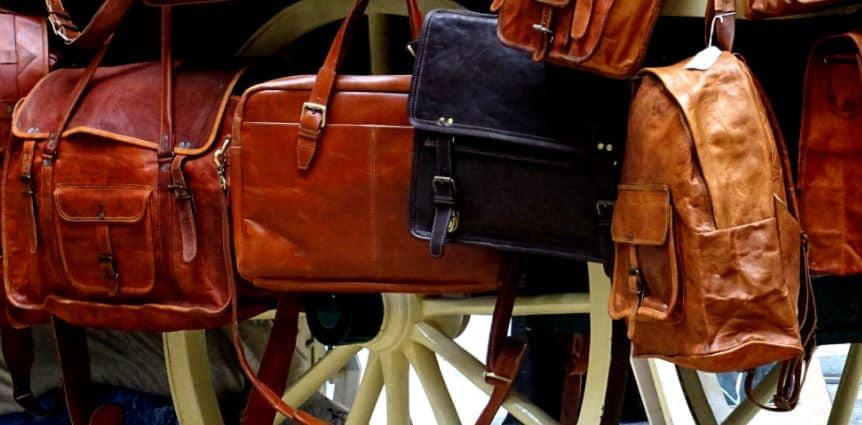 apple leather brands