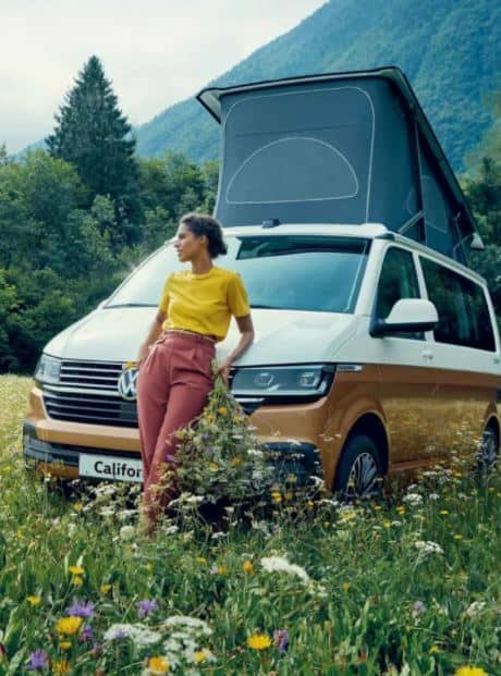 California Camper Van
