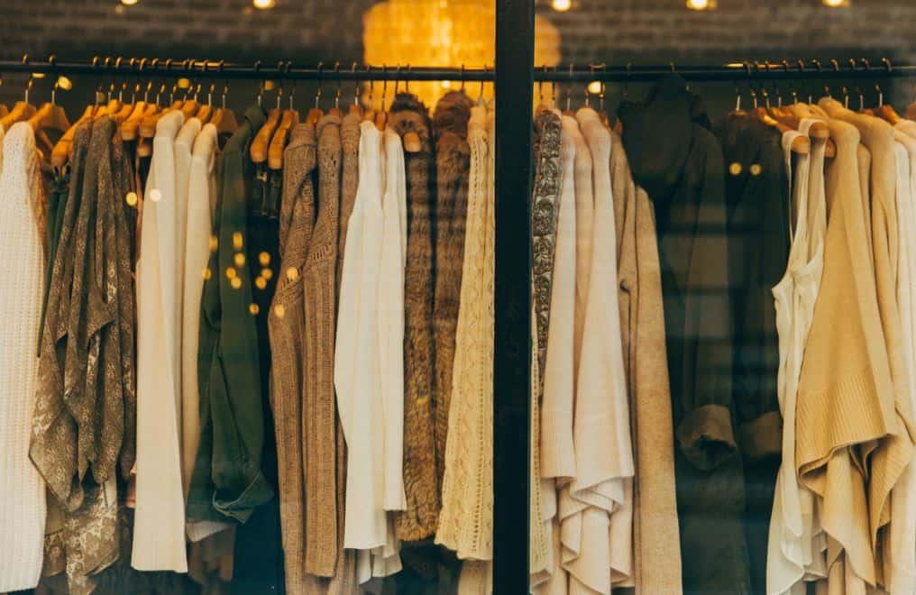 Buy used clothing