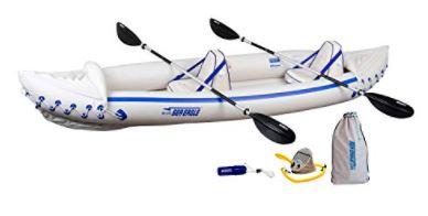 Inflatable Sport Kayak