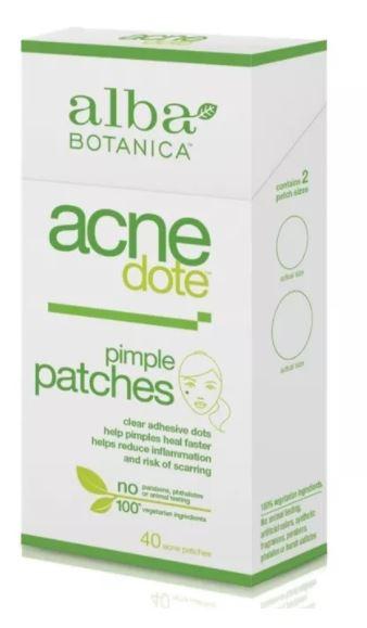 alba pimple patches