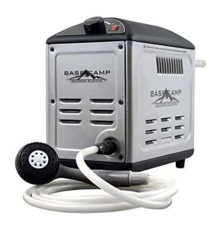 basecamp system for showering